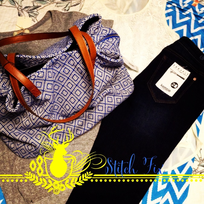 Stitch Fix Contents