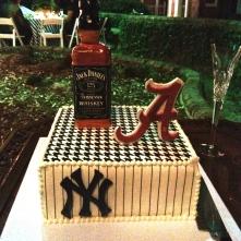 Jay's groom's cake