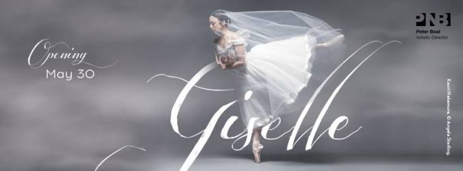 PNB's 'Giselle' Opens this Friday, May 30th in Seattle