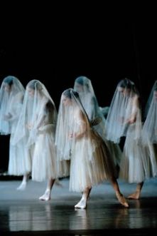 The Wilis in Giselle (company unknown)