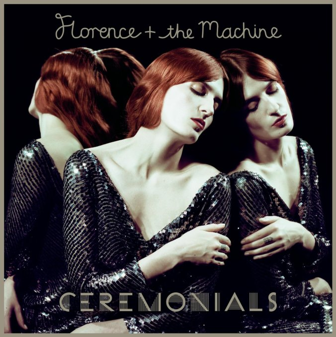 Florence + The Machine: Ceremonials Album