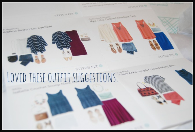 Outfit Suggestions