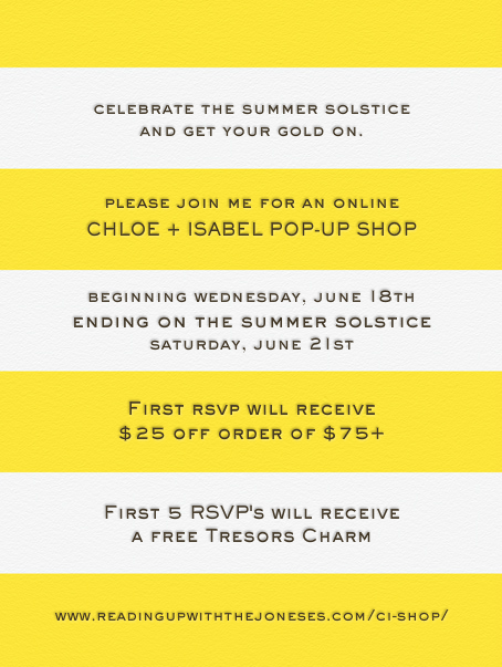 Summer Solstice Invite