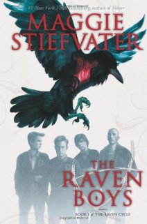 The Raven Boys Cover Art