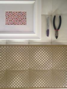Materials for DIY display