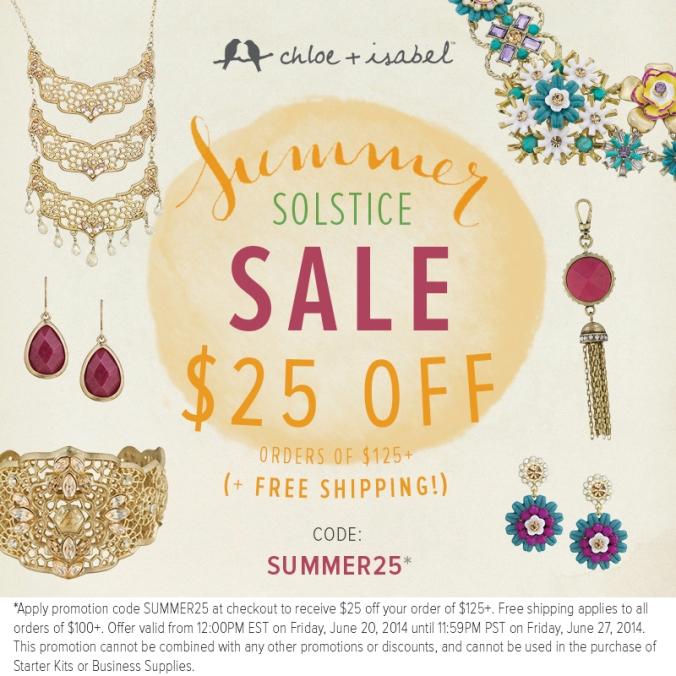 Summer Solstice Sale!