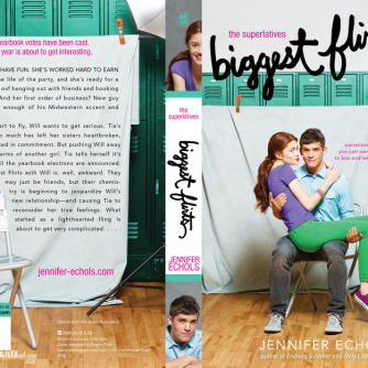 Superlatives series Cover Design by Regina Flath