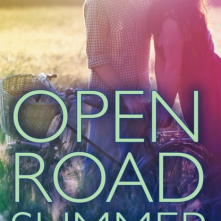 Open Road Summer cover design by Regina Flath