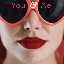 Between You and Me cover design by Regina Flath