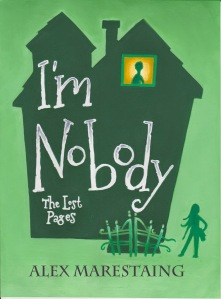I'm Nobody: The Lost Pages Cover Art